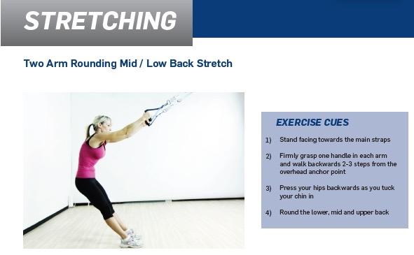 HT Back stretch
